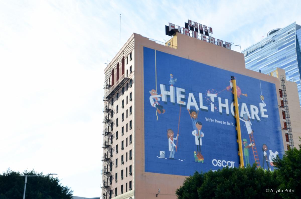 Hotel figueroa LA